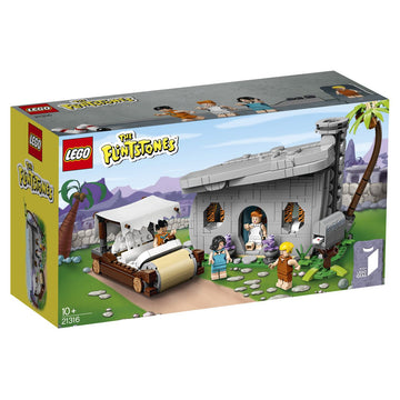 Lego Ideas the Flintstones - Toyworld