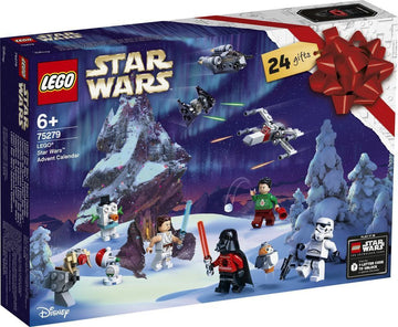 Lego Star Wars Advent Calendar - Toyworld
