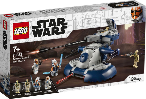 LEGO 75283 STAR WARS ARMORED ASSAULT TANK (AAT)