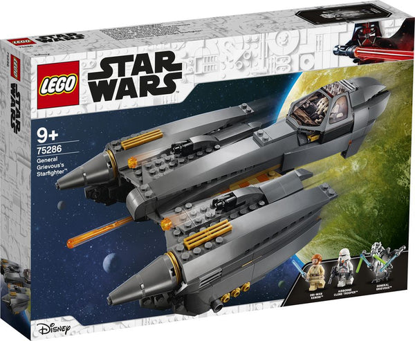 Lego Star Wars General Grievous's Starfighter - Toyworld