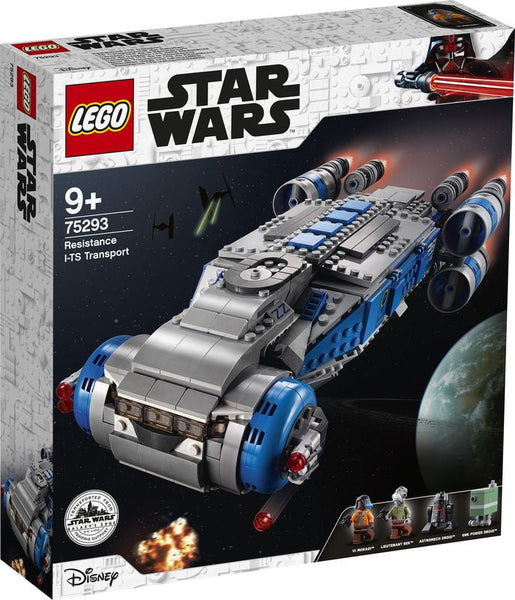 LEGO 75293 STAR WARS RESISTANCE I-TS TRANSPORT