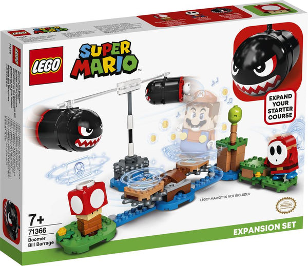 Lego Super Mario Boomer Bill Barrage Expansion Set - Toyworld