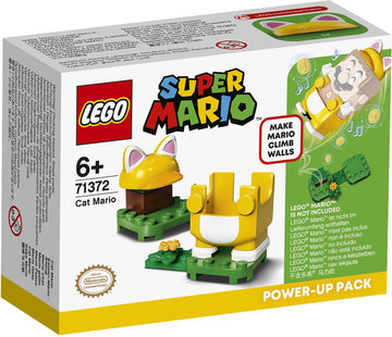 Lego Super Mario Cat Mario Power Up Pack - Toyworld