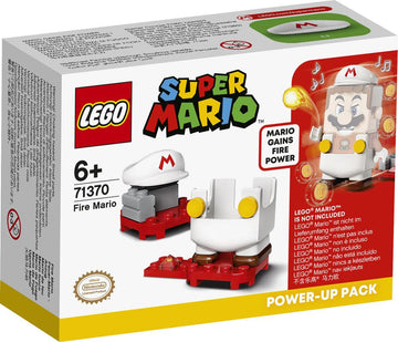 Lego Super Mario Fire Mario Power Up Pack - Toyworld