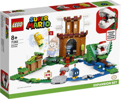 Lego Super Mario Guarded Fortress Expansion Set - Toyworld