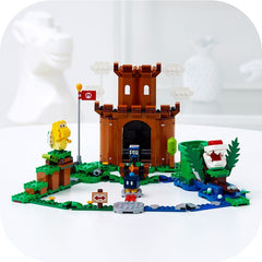 Lego Super Mario Guarded Fortress Expansion Set Img 4 - Toyworld