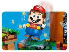 Lego Super Mario Guarded Fortress Expansion Set Img 8 - Toyworld