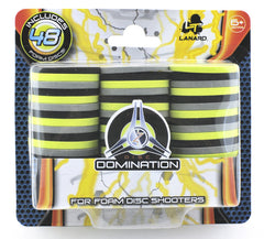 LANARD DISC DOMINATION 48PC REFILL PACK