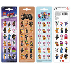 Lego Movie 2 Sticker Sheet - Toyworld