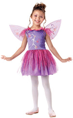 LILAC SPARKLE FAIRY COSTUME 4-6
