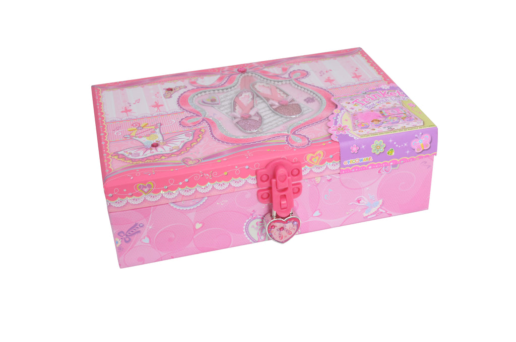 LITTLE DANCER TRINKET BOX
