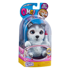 LITTLE LIVE PETS OMG! PETS SINGLE PACK HUSKY