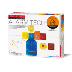 Logiblocs Alarm Tech - Toyworld