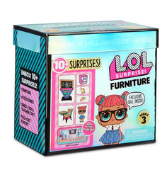 Lol Surprise Furniture Pack with Doll Classroom - Toyworld