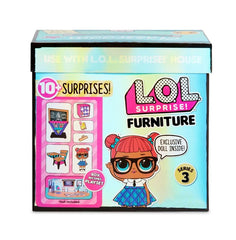 Lol Surprise Furniture Pack with Doll Classroom Img 1 - Toyworld