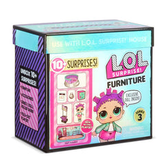 LOL SURPRISE FURNITURE PACK WITH DOLL ROLLER RINK