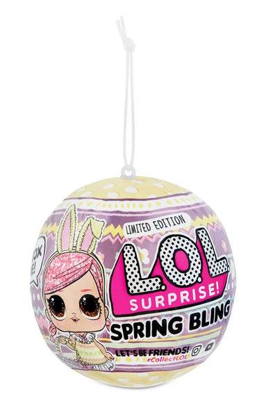 LOL SURPRISE SPRING BLING BLIND PACK