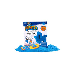MAD MATTR DOUGH QUANTUM BUILDER PACK WITH BRICKMAKER BLUE