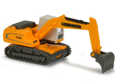 MAJORETTE CONSTRUCTION VEHICLE LIEBHERR R 936