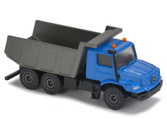 MAJORETTE CONSTRUCTION VEHICLE MERCEDES-BENZ ZETROS