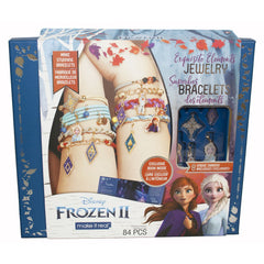 MAKE IT REAL DISNEY FROZEN II EXQUISITE ELEMENTS JEWELRY