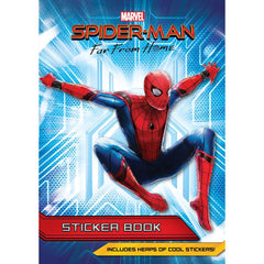 MARVEL SPIDERMAN FAR FROM HOME STICKER ACTIVITY BOOK
