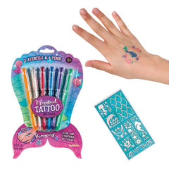 MERMAID TATTOO GEL PENS