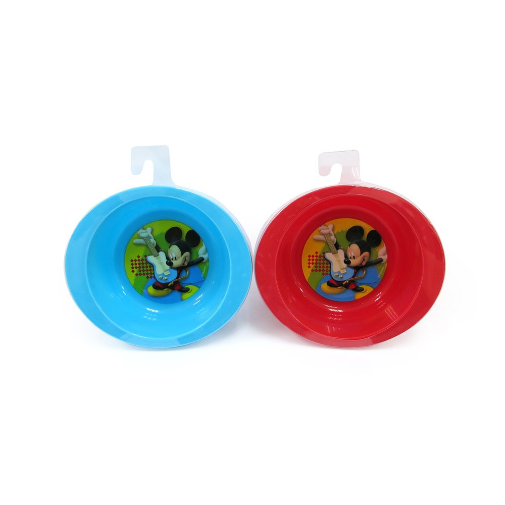 MICKEY MOUSE OPEN BOWL ASSORTED STYLES