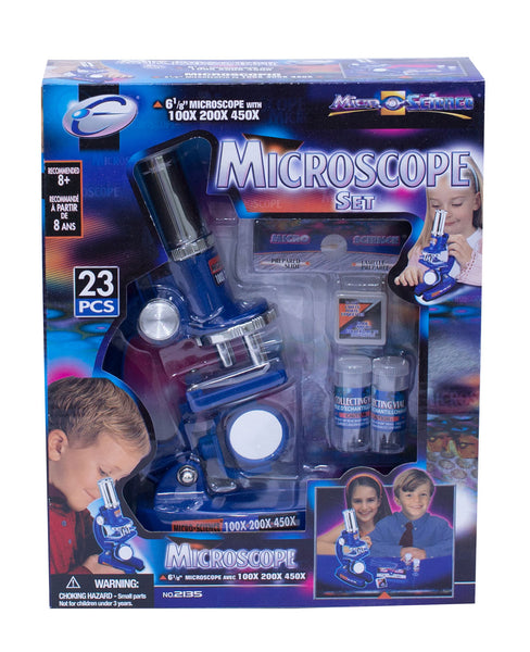 Microscope Set - Toyworld
