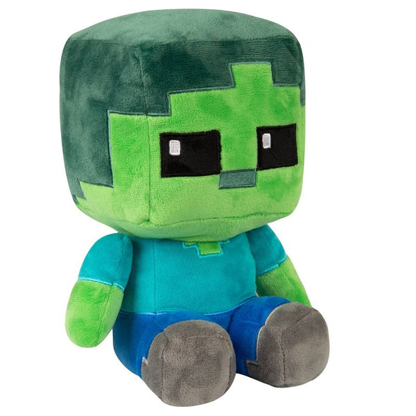 Minecraft Mini Crafter Zombie - Toyworld