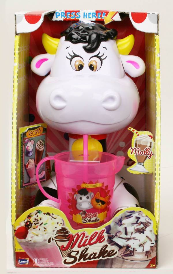 Molly Milk Shake Maker - Toyworld