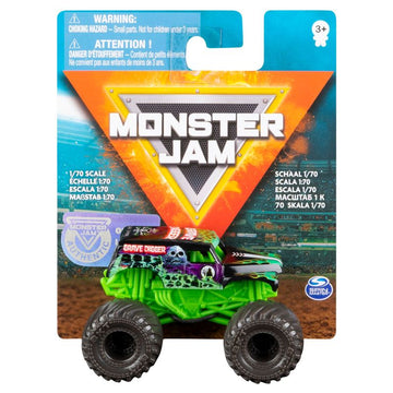 Monster Jam Value Single Pack Grave Digger - Toyworld