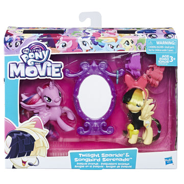 My Little Pony Friendship Pack Festival Friends Twilight Sparkle & Songbird Serenade - Toyworld