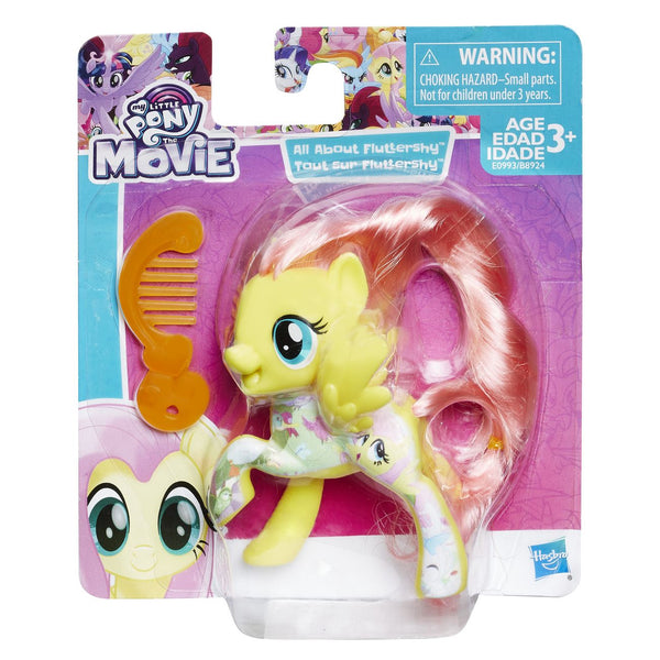 My Little Pony Pony Friends All About Fluttershy - Toyworld