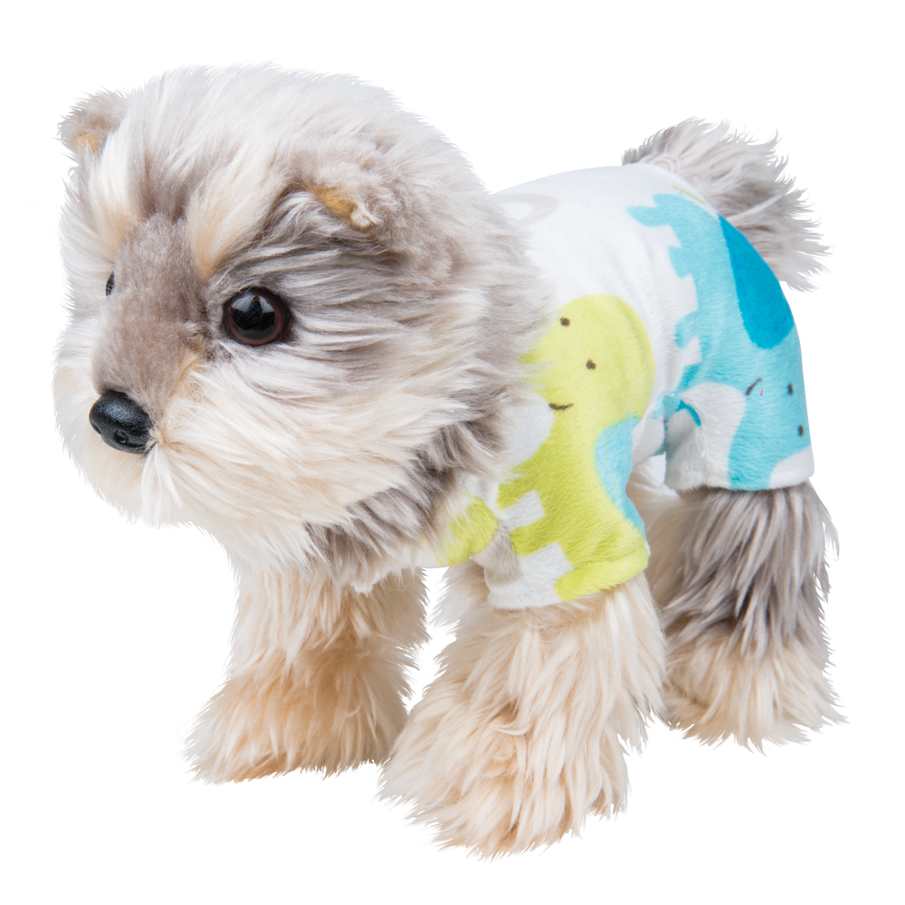 MY PUPPY PARADE OUTFIT ELEPHANT JUMP SUIT