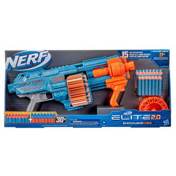 Nerf Elite Shockwave Rd 15 - Toyworld