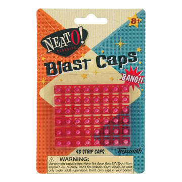 Neato! Blast Caps 48 Shot - Toyworld
