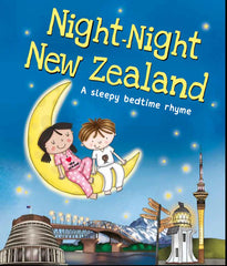 NIGHT-NIGHT NEW ZEALAND BEDTIME BOOK