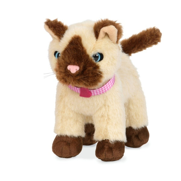 Our Generation Standing Kitten Siamese - Toyworld
