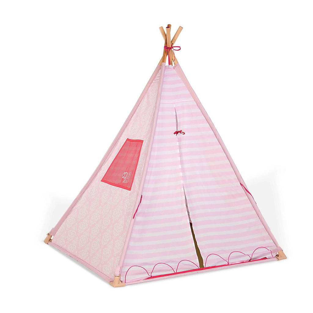 OUR GENERATION DELUXE ACCESSORY SUITE TEEPEE