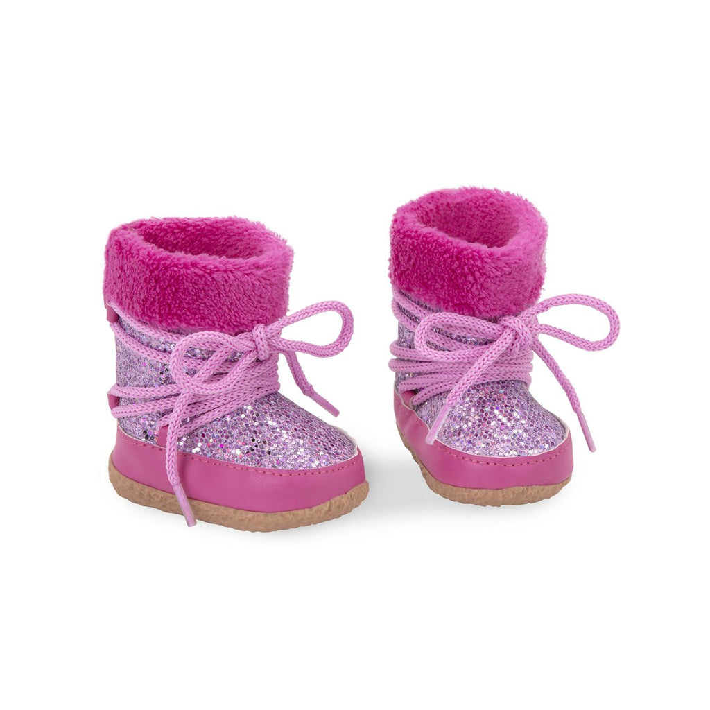 "OUR GENERATION SHOES FOR 18"" DOLL SNOW BUSINESS"