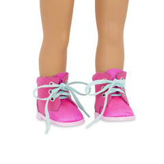 Our Generation Shoes for Doll Sparkling with Style Img 1 - Toyworld