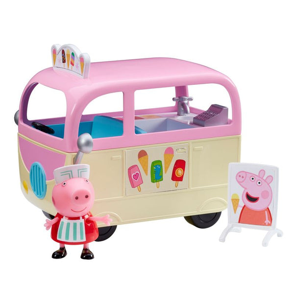 PEPPA PIG VEHICLE PEPPA PIG'S ICE CREAM VAN