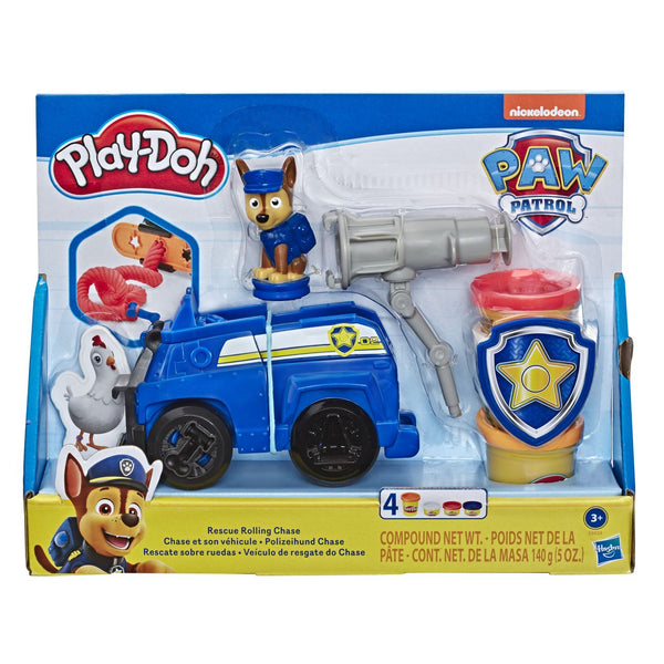 Playdoh Paw Patrol Rescue Rolling Chase - Toyworld