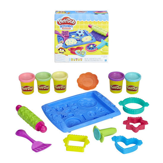 PLAYDOH KITCHEN CREATIONS COOKIE CREATIONS
