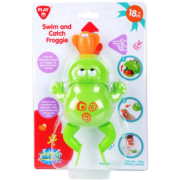 PLAYGO SWIM AND CATCH FROGGIE
