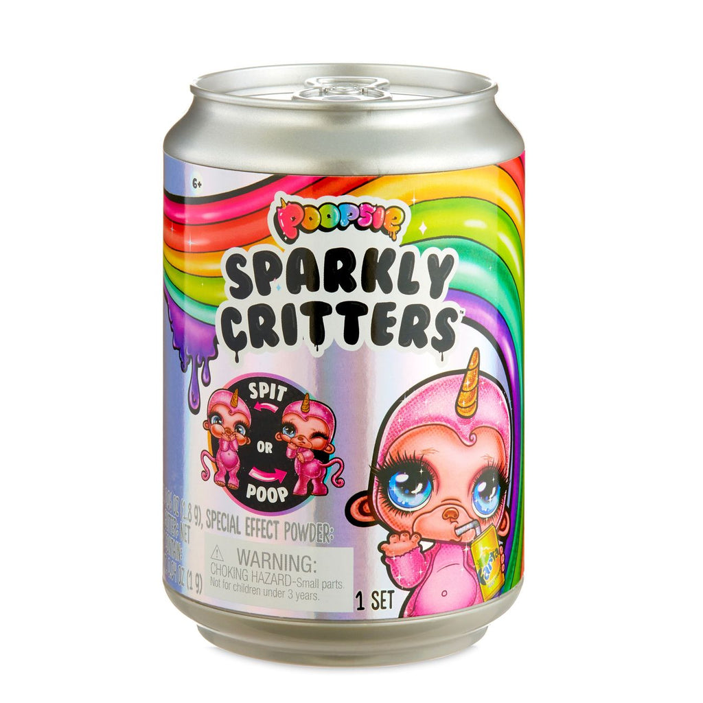POOPSIE SPARKLY GLITTERS SURPRISE PACK