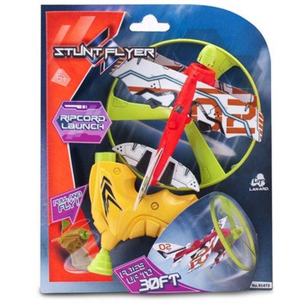 PROPSHOTS STUNT FLYER COPTER ASSORTED STYLES