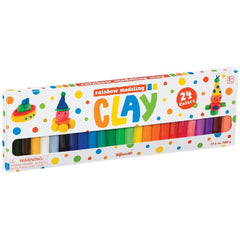 RAINBOW CLAY 24 COLOUR PACK