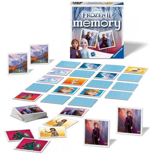 RAVENSBURGER DISNEY FROZEN II MEMORY GAME